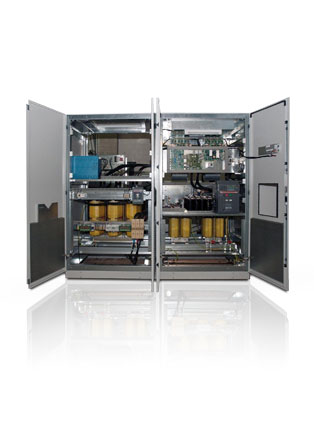 Industrials UPS, frequency converters